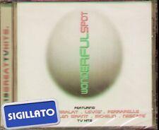 "COMPILATION  "" WONDERFUL SPOT 19 GREAT TV HITS  (WONDERFULSPOT) "" CD SIGILLATO"