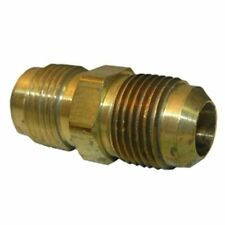"Lasco 1/2"" x 3/8"" Reducing Brass Flare Union, 17-4247"