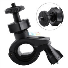 "MTB Bicycle Handlebar Mount Holder for Gopro Digital Camera Camcorder 1/4"" Screw"