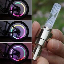 Night Light 7Color Bike Decoration LED Light Bicycle Accessories Tire Lamp