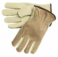 Driver's Gloves - x-large driv.glove reg.grade w/split leath. back [Set of 12]