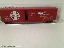 "MICRO TRAINS 07700150 ""ATSF"" 50' STANDARD SINGLE DOOR BOXCAR MIB N SCALE"