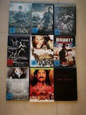 DVD Konvolut Sammlung 9 Historien-Epos & Westernfilme 1 OVP