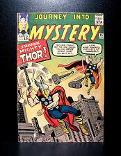 COMICS: Thor: Journey into Mystery #95 (1963), 1st Prof Zaxton app - RARE