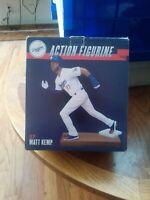 MLB LA Los Angeles Dodgers Bobblehead Action Figure NIB SGA 2014  Matt Kemp #27