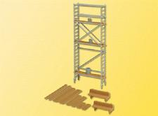 HO Kibri 38145 Painter's / Construction Worker's Scaffolding MODEL DETAIL KIT