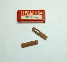 Parker 51 Autofeed Erasers 2 Erasers Per Box New Old Stock Product
