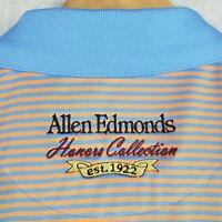 ALLEN EDMONDS x Donald Ross Size XL Mens Golf Casual Polo Shirt Gators EUC