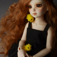 [Dollmore] 1/6 1/4 OOAK BJD accessory  For Doll - Tiny Yellow Chick (1.6cm)*2ae
