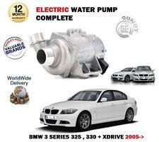 FÜR BMW 325 330 XI + XDRIVE E90 E91 TOURING 2005 > NEU ELEKTRISCH WASSERPUMPE