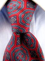 Men's Rooster Red Silk Tie 21427