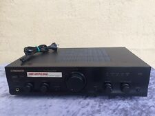 Serviced Pioneer A-107 Power Integrated Amplifier We Post