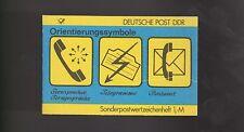 DDR SMH 32 mit 2 Normabweichungen und Quetschfalte!