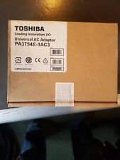 Toshiba PA3754E-1AC3 Laptop Power Supply Adaptor 15v 4A 60W PSI New Genuine