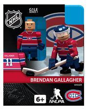 Brendan Gallagher OYO MONTREAL CANADIENS NHL HOCKEY Mini Figure G1