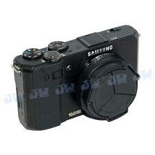 JJC Pro Screw-In Self-Retaining Auto Open Close Lens Cap for Samsung EX1 TL500