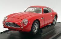 Road Signature 1/18 Scale Model Car 92729 - 1961 Aston Martin DB4 Zagato - Red