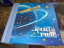 Rocket to Pluto Pop-up Photo Album by Goffengel Workshop SOLD OUT!! NEW