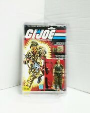 GI Joe FOOTLOOSE 1985 MOC Hasbro Vintage New Factory Sealed Action Figure.