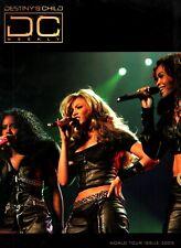 Beyonce / Destiny'S Child 2005 World Tour Concert Program Book Near Mint 2 Mint