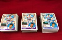 Brick Lot Of 180 Cards 1983 Topps Kirk Gibson Baseball Card # 430 RG1