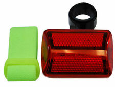 5 LED Way Bike Safety Flasher Red LED Light Hiking Jogging