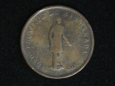 1837 Canada 2 Sous / One Penny