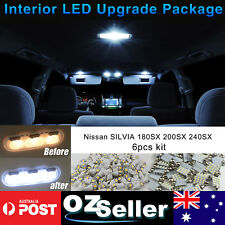 For Nissan SILVIA 180SX 200SX 240SX S13 & S14 Car Interior LED Dash board Kit