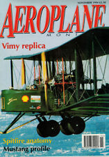 November Aircraft Monthly Transportation Magazines
