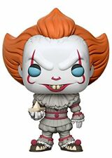 Funko Pop Pennywise (with Boat) 472 It Chase Ça