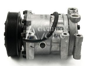New AC A/C Compressor Fits: 1997 - 2001 Dodge Ram 1500 V6 3.9L / V8 5.2L - 5.9L