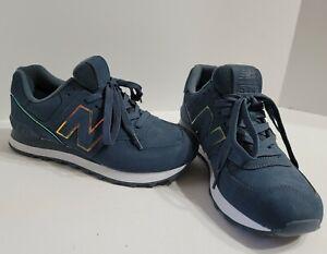 New Balance Swede Encap Women Running Shoes Size US 7.5 EU38 Nice Condition Blue