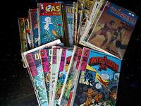 !!! COMICS   BILDSCHRIFTENVERLAG   50 Bände   sehr schlechter Zustand !!!