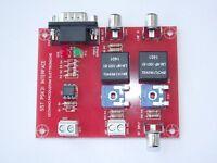 Ham radio interface for digital mode (rtty, cw, psk31, psk63, echolink)
