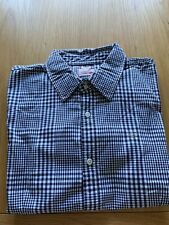 "HILFIGER DENIM SHORT SLEEVE SHIRT SIZE LARGE 21""x 30""  IMMACULATE CONDITION"