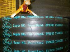 Gates Super HC Power Band 8v1600 25N4060 5 Band