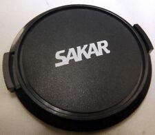 Sakar 58mm rim Front Lens Cap Snap on type