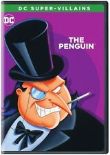 DC Super Villains: The Penguin [New DVD]