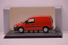 VOLKSWAGEN CADDY 2005 RED MINICHAMPS 1/43 NEUF EN BOITE PROMOTIONNELLE
