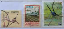 Taiwan Used Stamps - 3 pcs Assorted Stamps