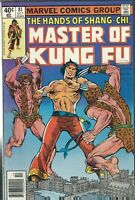 THE HANDS OF SHANG-CHI, MASTER OF KUNG FU #81 (1979) MARVEL COMICS FN+