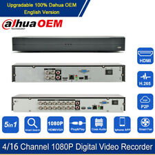 1080P Hd H.265 4Ch/16Ch Dvr Support Cvi/Tvi/Ahd/Cvbs/Ip Digital Video Recorder