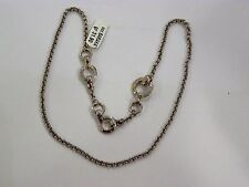 Collana oro 18 KT (750 ‰) BARAKA GOLD brand chain necklace collier en or Goldket