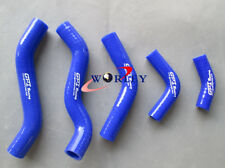 For Honda CR125R CR125 CR 125 R 1998 1999 98 99 silicone radiator hose BLUE