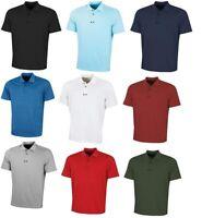 Oakley Ergonomic Polo Mens Golf Shirt 434160 Choose Color & Size - New