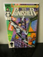 The Punisher #1 (Jul 1987, Marvel) bagged boarded~