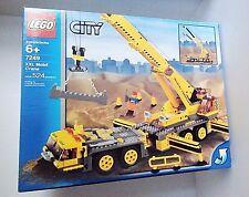 LEGO 7249 XXL Mobil Crane Retired City Building Set *New-Sealed