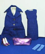 """Skyline Blue Marley Wentworth outfit only 16"""" Tonner Fit Chic Body Cami Ellowyne"""