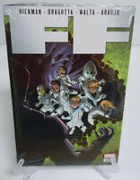 FF Volume 4 Hickman Dr Doom Future Foundation Marvel HC Hard Cover New Sealed