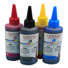 100ml Universal  Color Ink Cartridge Refill Kit For HP & Canon Series Printers v